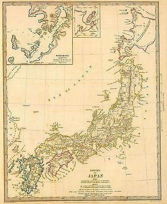 POSTER PRINT PAINTING TATTOO DESIGN ORIENTAL JAPANESE SAMURAI WARRIOR SEB978