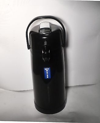 Service Ideas Ecals22pblk Eco-air Airpot With Lever