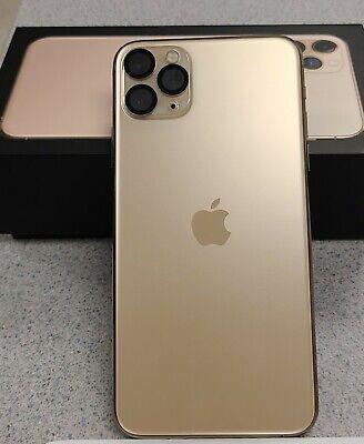 Apple iPhone 11 Pro Max -256GB -Gold (Unlocked) A2161 (CDMA + GSM)