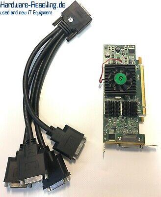 256MB PCI-X Graphics Adapter Brand New Matrox QID Pro MGI QID-P256PROF