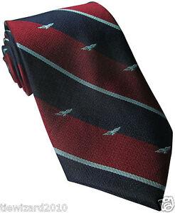 RAF Winged Crest Regimental Tie
