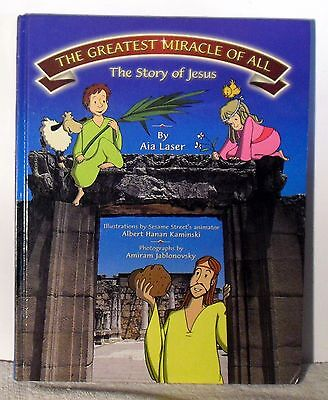 The Greatest Miracle of All The Story of Jesus - Miracle Of Jesus