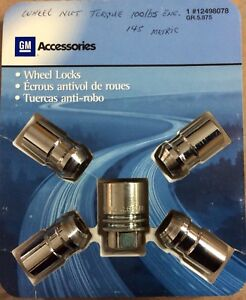 Wheel nuts and locks