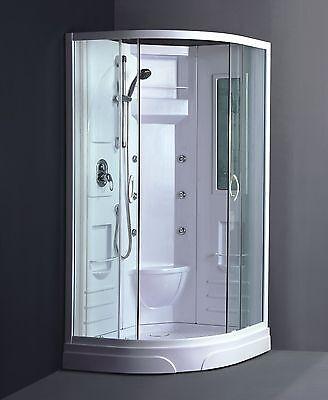 Corner Shower Enclosure Model S-40