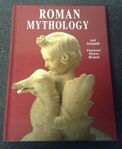 Roman Mythology hard bound book