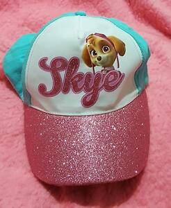 Paw patrol skye hat - texts or emails only Kingswood Penrith Area Preview