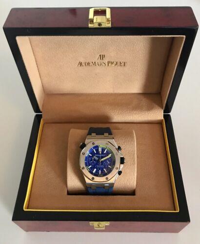 Audemars Piguet Royal Oak Offshore Diver Chrono 26703ST.OO.A027CA.01 - watch picture 1