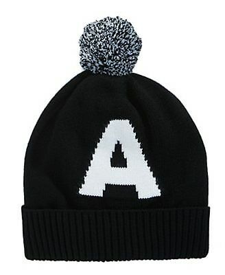 3306230cffd4 Armani Exchange Men s PomPom Letter Hat New with ...