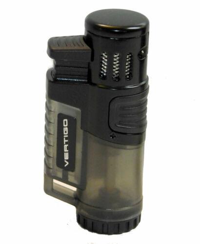 Vertigo Hawk Triple Jet Torch Butane Lighter For Cigars & More ~ New~