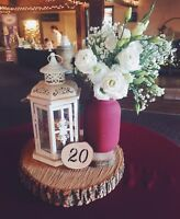 Beautiful wedding centerpieces