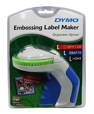 Dymo Organizer Xpress Handheld Embossing Label Maker Comfort Design Good Quality