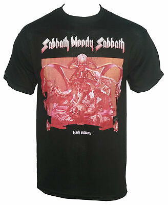 Authentic BLACK SABBATH Bloody Sabbath T-Shirt S M L XL XXL Ozzy