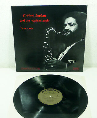 "Clifford Jordan & Magic Triangle ‎""Firm Roots"" 80s audiophile LP limited ALTO"