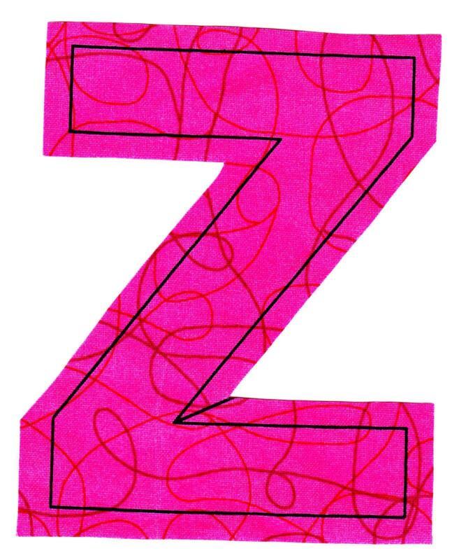fabric alphabet letters ebay