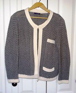 Women's Sweaters, Medium and Medium Petite, $15 each.