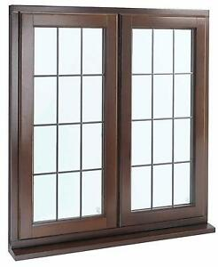 Wooden windows ebay for Best price wood windows