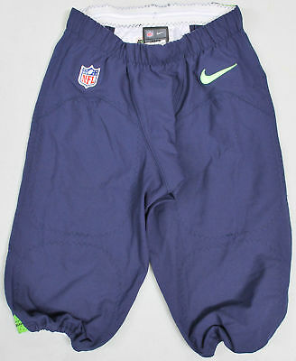 90203b8b454a Seahawks Russell Wilson Size 30 2014 Game Used Nike Pants w  COA