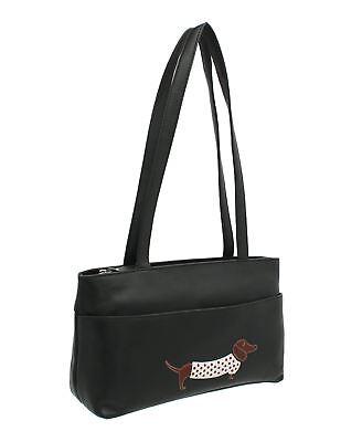 Mala Leather Best Friends Range Shoulder Bag