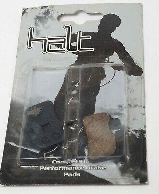 Halt Brake Pads HDP41 Hayes HFX1 & HFX9 w spring (HT214)
