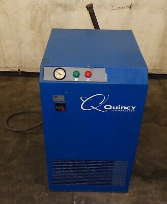 Quincy Refrigerated Air Dryer Qpnc 100 B7 4102000675 115 Vac 1 Ph 60 Hz