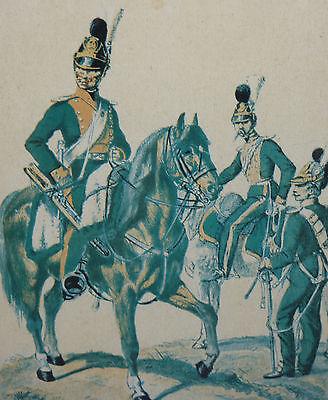 Königreich Bayern Chevauleger 1826-1848 mittelschwere Kavallerie Chevaulegers