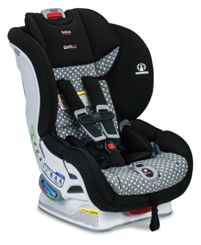 Britax Marathon ClickTight Convertible Car Seat - Ollie - Brand New!!