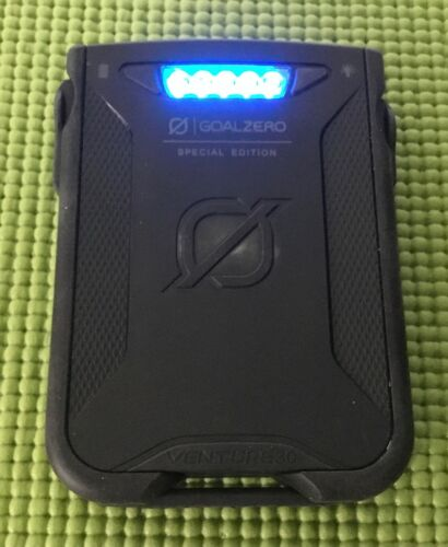 Goal Zero SPECIAL EDITION Venture 30 phone & tablet recharger WEATHERPROOF 22009