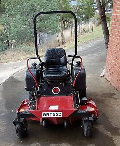 BBT -52Z Zero turn ride-on mower Cambridge Clarence Area Preview