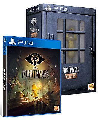 Little Nightmares  Six Edition   Playstation 4 Disc