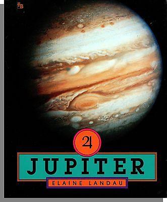 Jupiter  1991    By Elaine Landau   Interesting Grade School Level Science Book