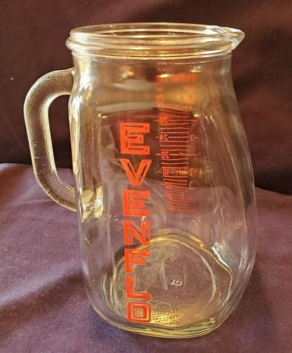 EVENFLO 4 CUP GLASS MEASURING PITCHER