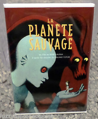 Fantastic Planet French Movie Poster 2