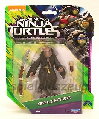Teenage Mutant Ninja Turtles - Splinter Figur NEU