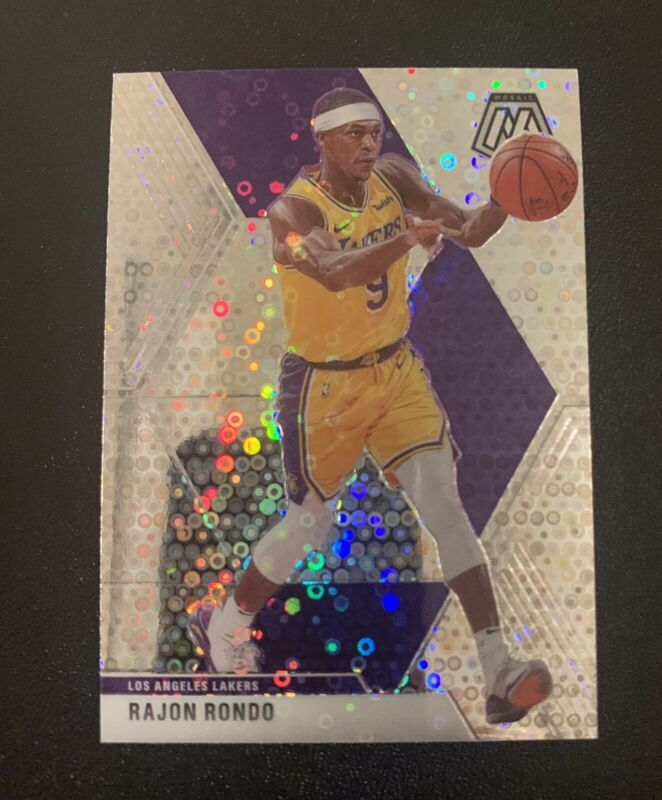 Rajon Rondo Basketball Card Database - Newest Products will be ...
