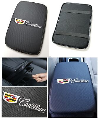 "Cadillac Car Center Console Armrest Cushion Mat Pad Cover 11.75"" x 8.5"""
