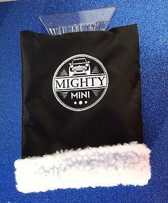 Mini Cooper MIghty Mini Ice Scraper