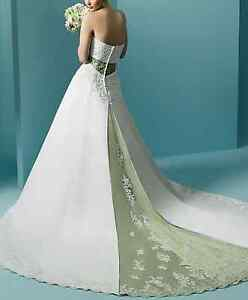 Alfred Angelo Wedding Gown – Size 12 - 63% Off!!