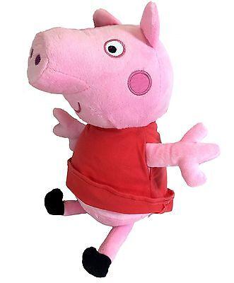 New Peppa Pig Plush Doll 14
