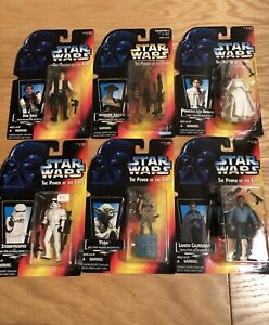 Star Wars POTF Group of 6 #2