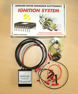 Elektr Zündung Zündchip für Puch Maxi Moped ignition coil