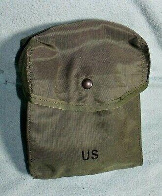 NEW ARMY OD GREEN MILITARY SURPLUS 200 ROUND  SAW AMMO UTILITY POUCH