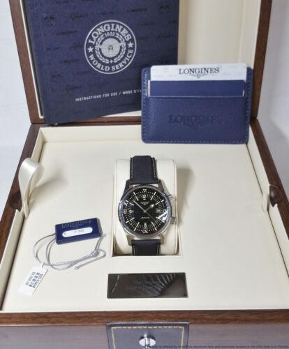 Mint Longines Super Compressor Legend Diver  L3.774.4.50.0 Watch Box Papers Tags - watch picture 1