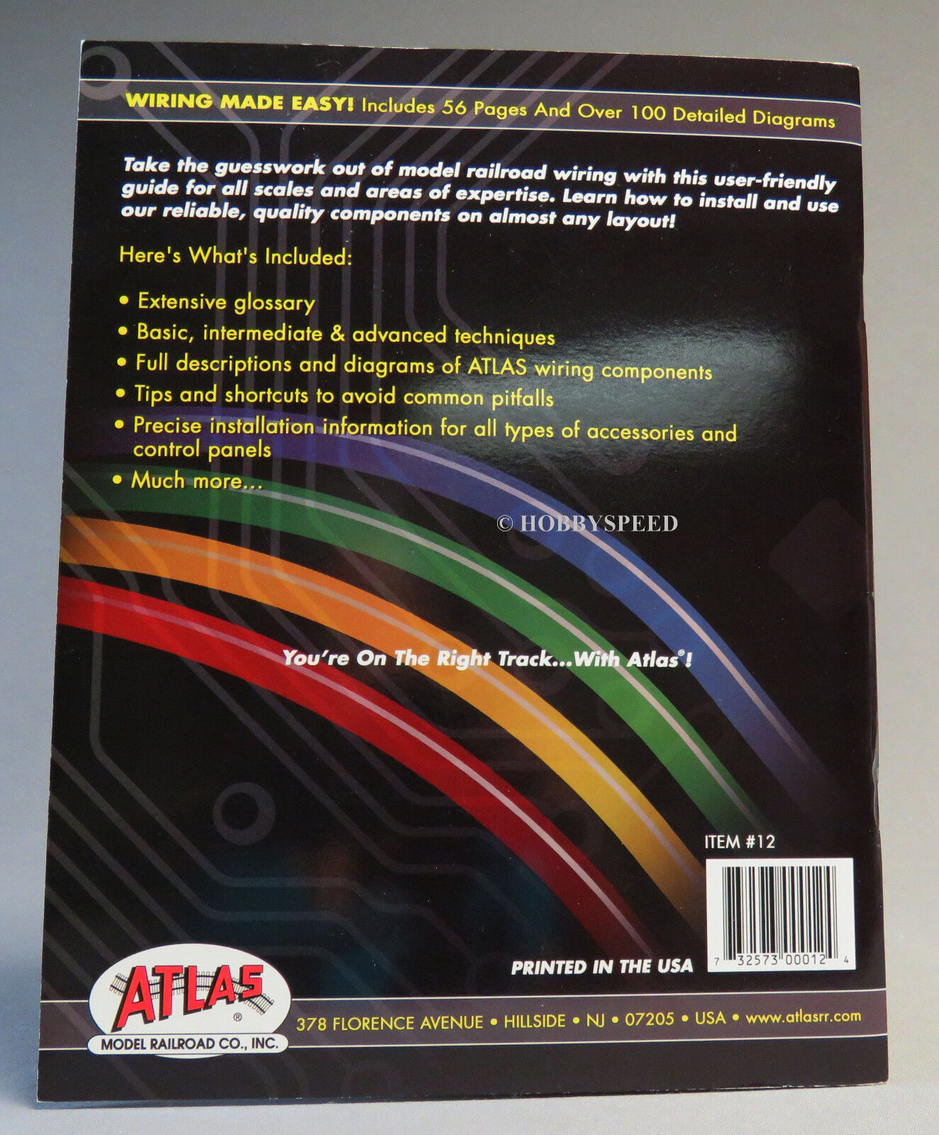 Atlas Train Wiring Schematic Diagrams Layout Diagram The Complete Book All Scales O Ho N G Gauge Marklin