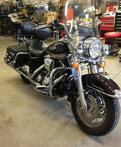07 ROAD KING Very NICE JUST Needs you get on and RIDE