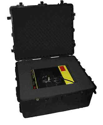 New V660 Hdd Evo Hard Drive Degausser--with Free Shippingtransportation Case