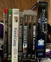 PS3/ Xbox one Games