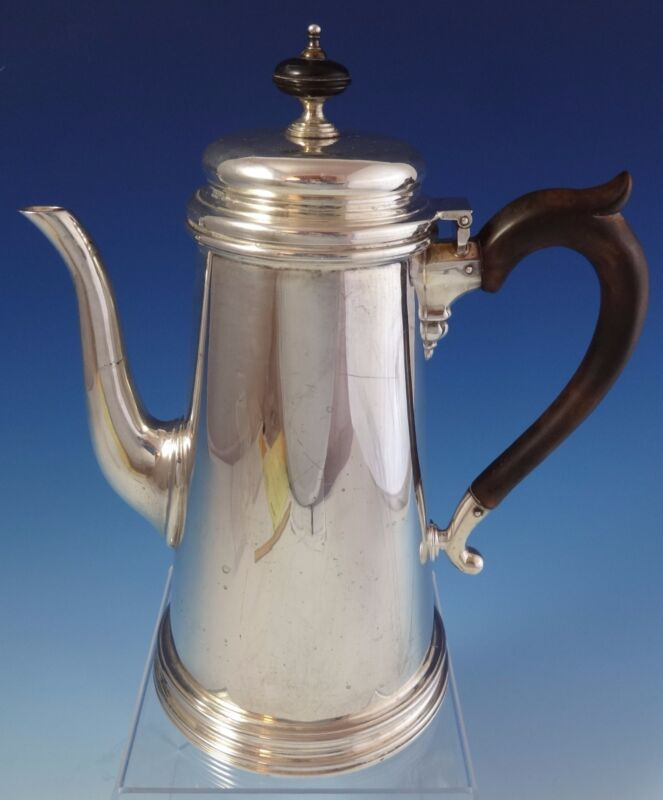 James Robinson Sterling Silver Coffee Pot #41 (#1047)
