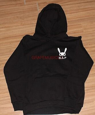 B.A.P BAP 2017 WORLD TOUR PARTY BABY! CLIMAX GOODS HOODIE HOOD T-SHIRT L SIZE for sale  Shipping to Canada