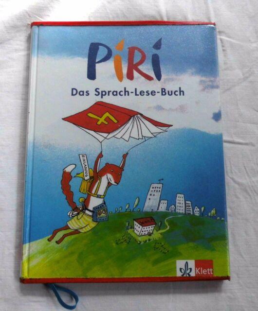 Piri 4 Das Sprach-Lese-Buch 4. Schuljahr Schülerbuch