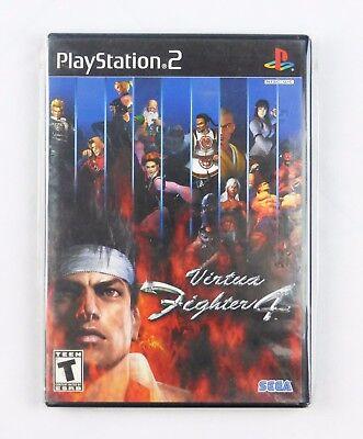 Playstation 2 Virtua Fighter 4 PS2 Jeux Vidéo